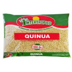 QUINUA INTERTROPICO 500 GR