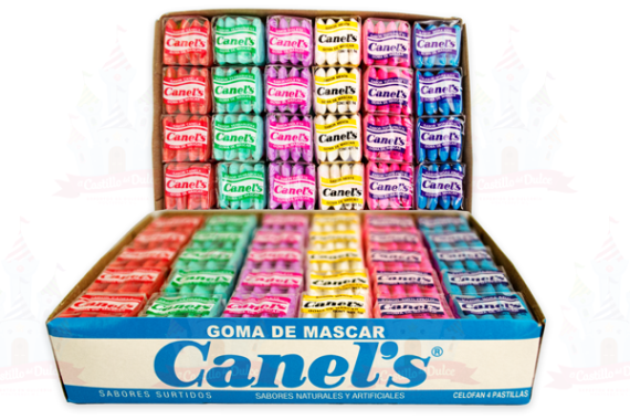chicle canel´s