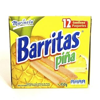 barritas marinela