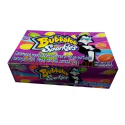 Bubbaloo Sparkies -20u x 25gr