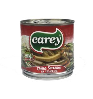Chiles Serranos en Escabeche - Carey 380g