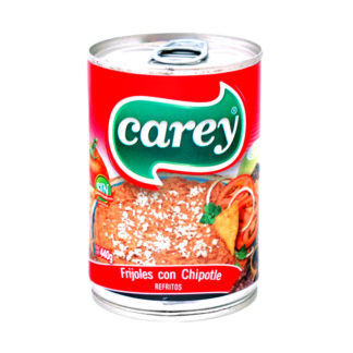 Frijoles con Chile Chipotle - Carey - 440g