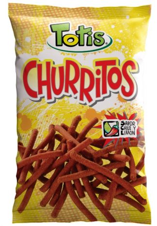 Churritos 55g Totis