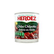 Chipotle Adobado 215g Herdez