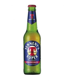 BIRRA TENNENTS SUPER 33cl