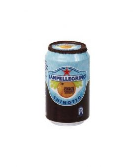 CHINOTTO SAN PELLEGRINO IN LATTINA DA 33cl
