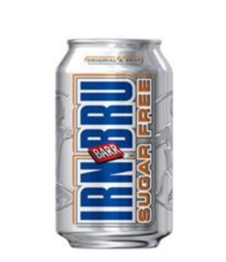 IRN BRU LIGHT 33CL