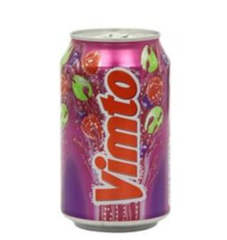 Vimto Fizzy Mixed Fruit Juice Drink 330ML