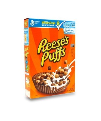 Cereales Puffs 326g Reese's