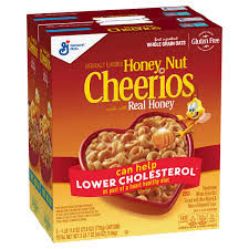 Cereales Cheerios Honey Nut 306g General Mills