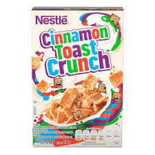 Cereal Cinnamon Toast Crunch 340g Nestlé