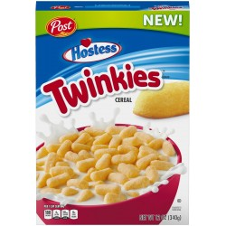 Cereales Twinkies - Hostess - Post 340g