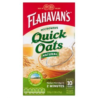 Quick Oats Natural - Flahavan´s 350g