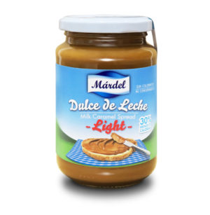 Dulce de Leche Light 450g Mardel