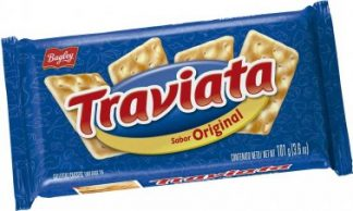 Cracker Traviata 101g Bagley
