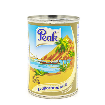 Leche Evaporada 410ml Peak