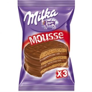 Alfajor Milka Mousse Triple 55g