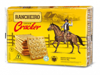 Cream Cracker Rancheiro 300gr