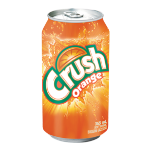 Crush Orange 355ml