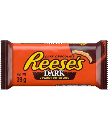 Dark Peanut Butter Cups 39g Reeses