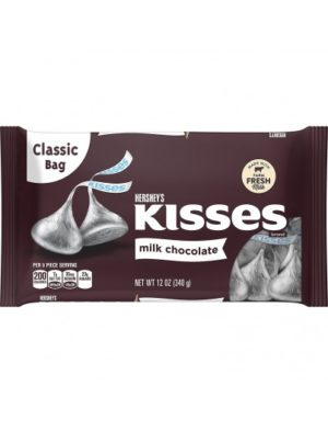Kisses Milk & Chocolate 150g Hershey's