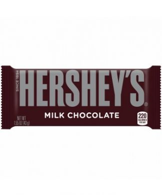 Milk Chocolate Bar 43g Hershey's