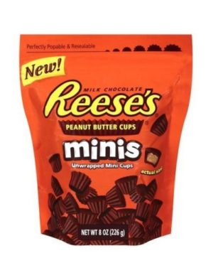Peanut Butter Cups Minis 226g Reeses