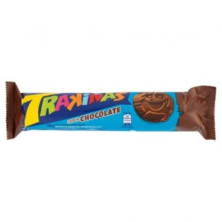 Galletas Trakinas Chocolate 126g