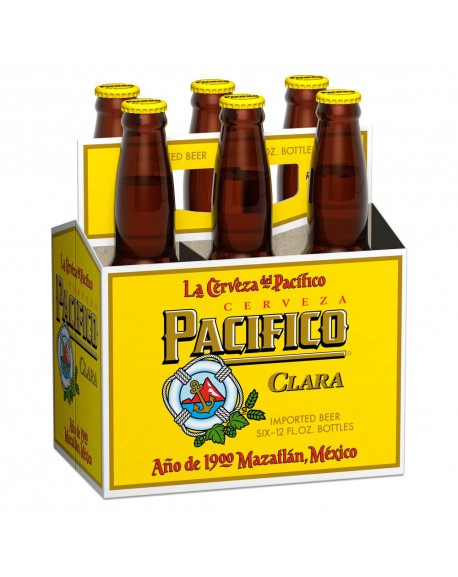 Cerveza Pacífico Six Pack